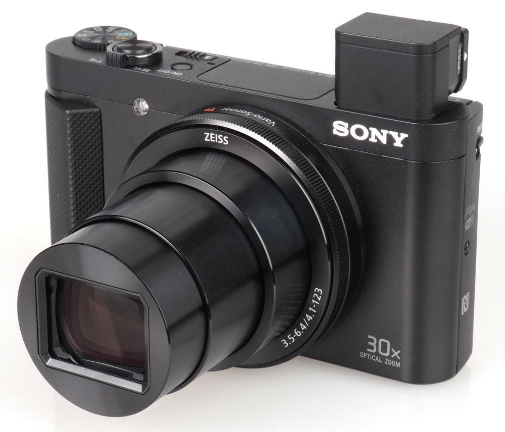 Sony Cyber Shot HX90V Black (4)