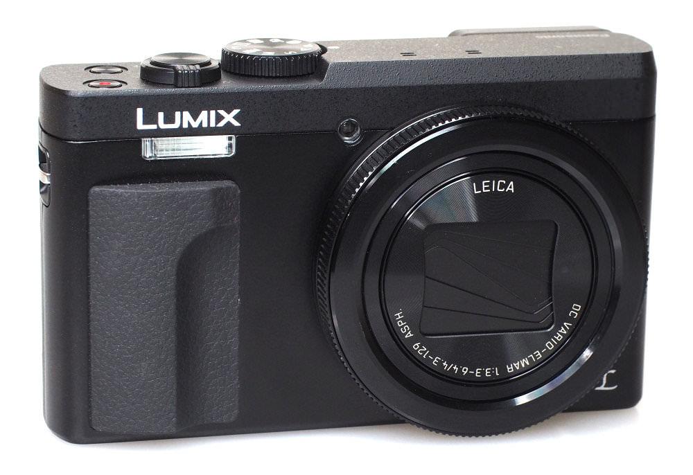 Panasonic Lumix TZ90 ZS70 Black (4)