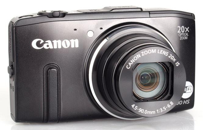 Canon Powershot Sx280hs Black (3)