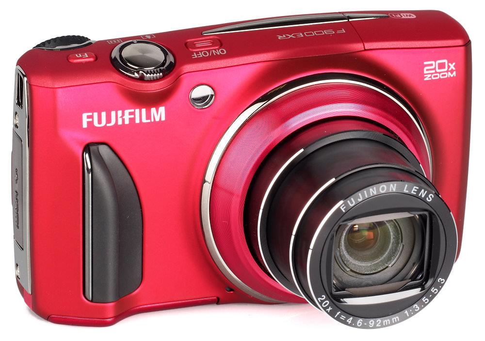 Fujifilm Finepix F900 Exr Pocket Zoom