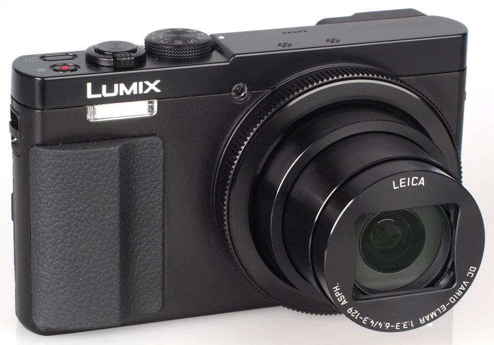 Panasonic Lumix TZ70 Black (3)