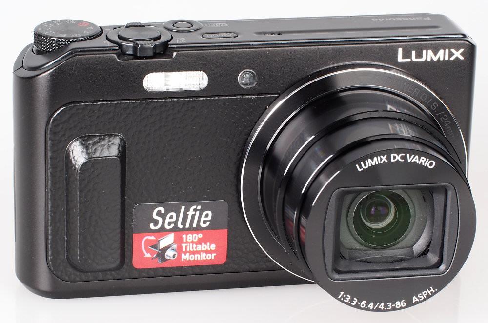 Panasonic Lumix TZ57 Black (3)