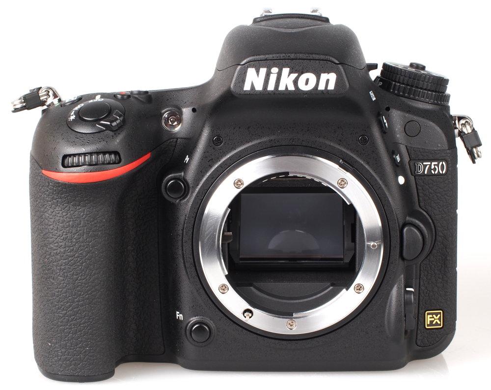 Nikon D750 DSLR (5)