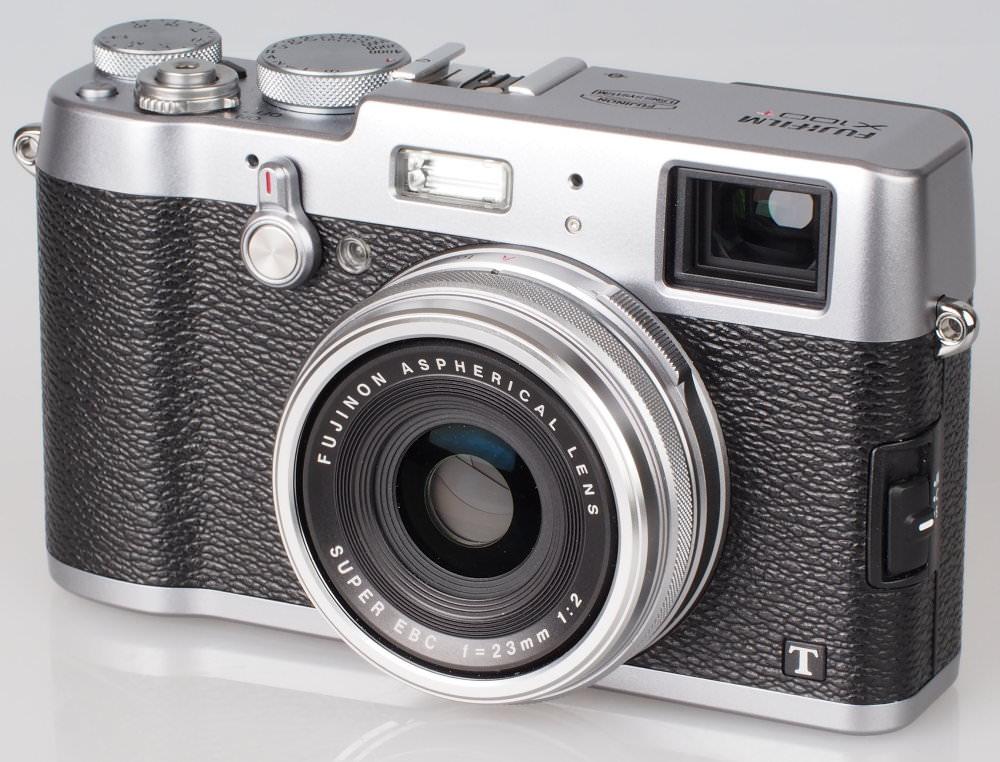 Fujifilm X100T Silver (1)