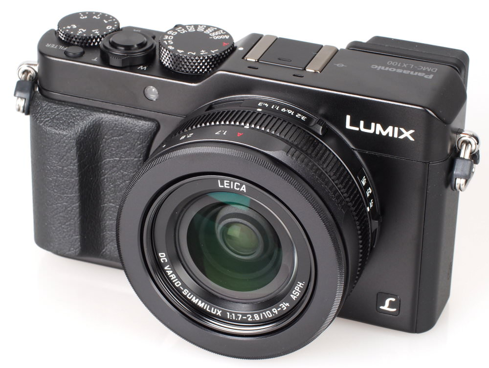 Panasonic Lumix LX100 Black (7)