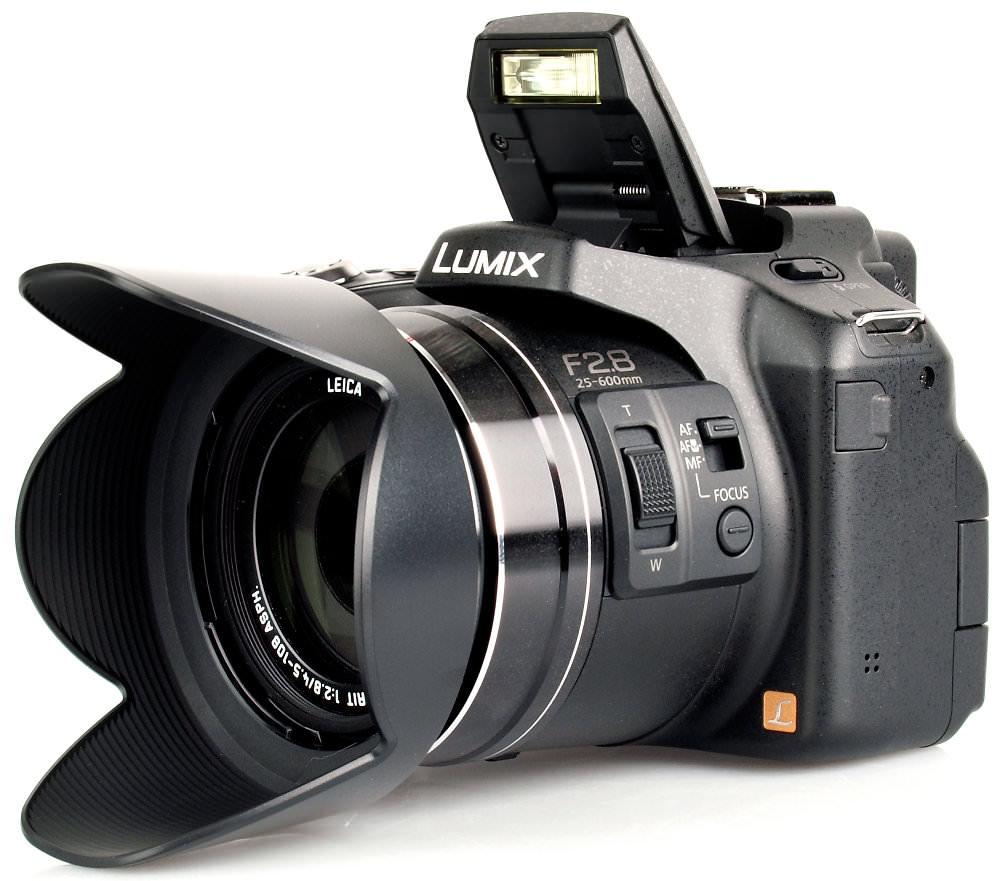 Panasonic Lumix Dmc Fz200 Front
