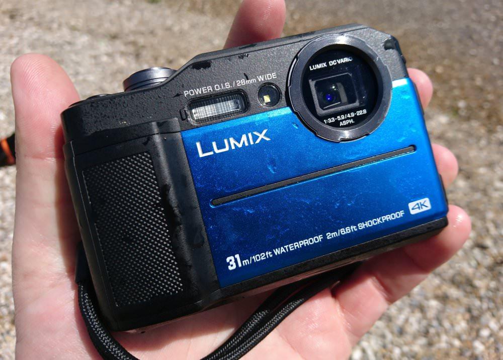 Panasonic Lumix FT7 Blue Hands On (1) (Custom)