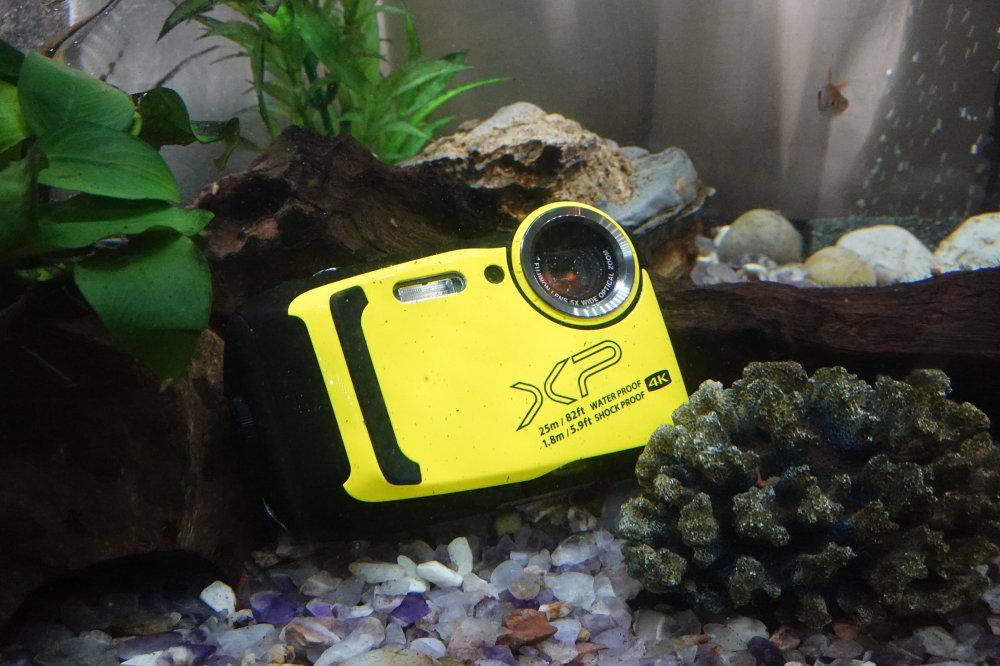 Fujifilm FinePix XP140 Underwater