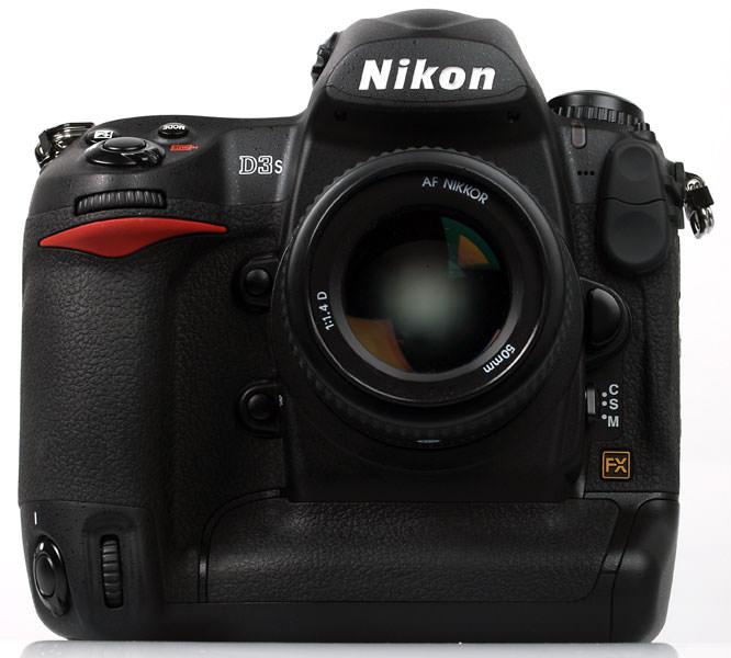Nikon D3S DSLR