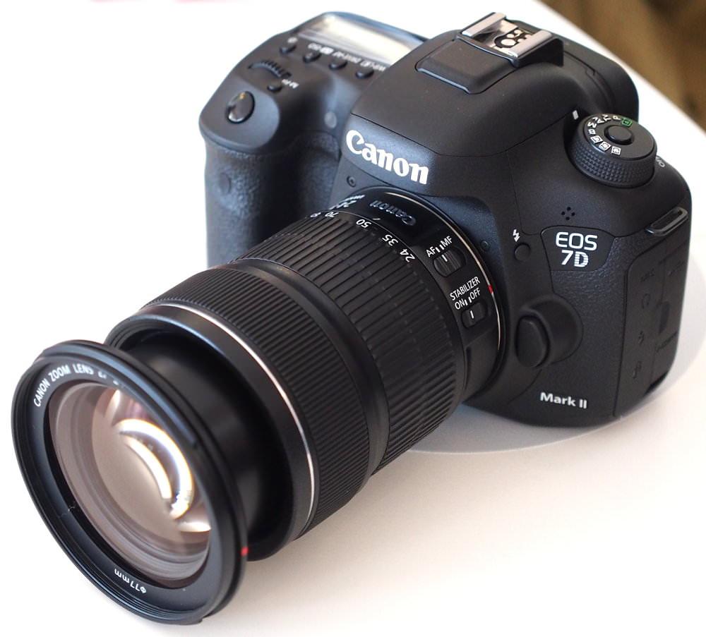 Canon EOS 7D Mark II With Lens (7)