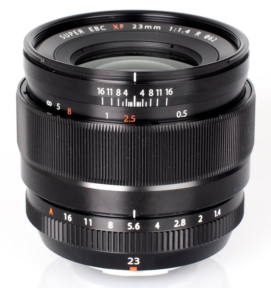 Fujifilm Fujinon 23mm F1 4 R Lens (3)