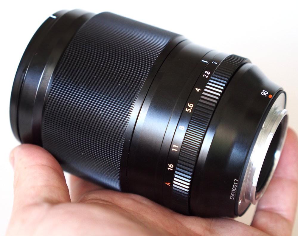 Fujifilm Fujinon 90mm F2 Lens (10)