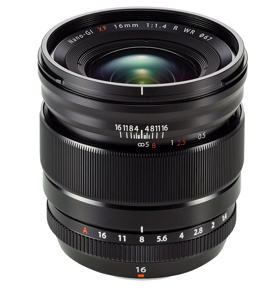 XF 16mm f/1.4 R WR