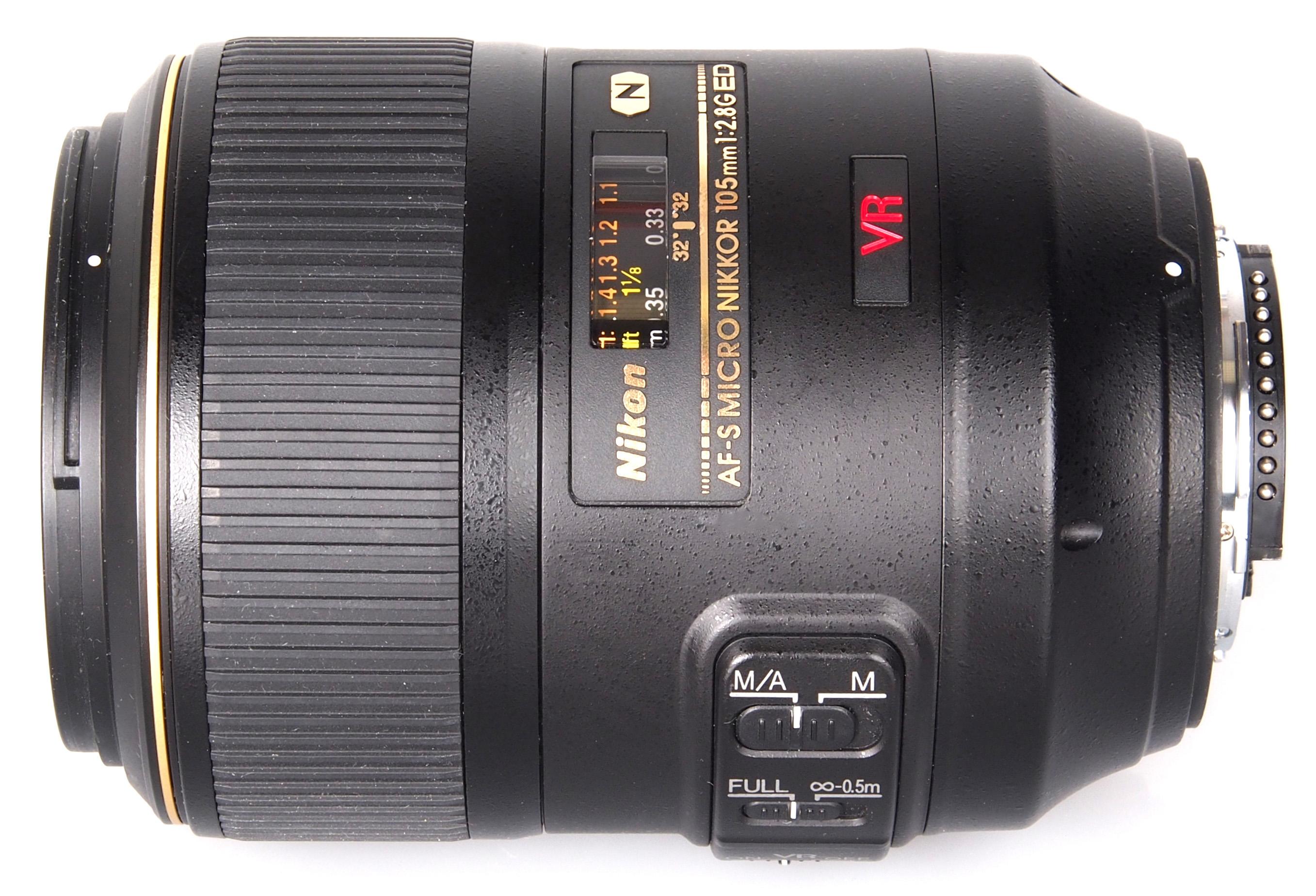 top 18 best lenses for macro photography 2018 rh ephotozine com Best Lens for Macro Photography nikon micro 105mm f/4.0 ai manual focus macro lens