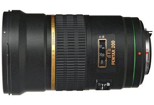 Pentax 200mm lens