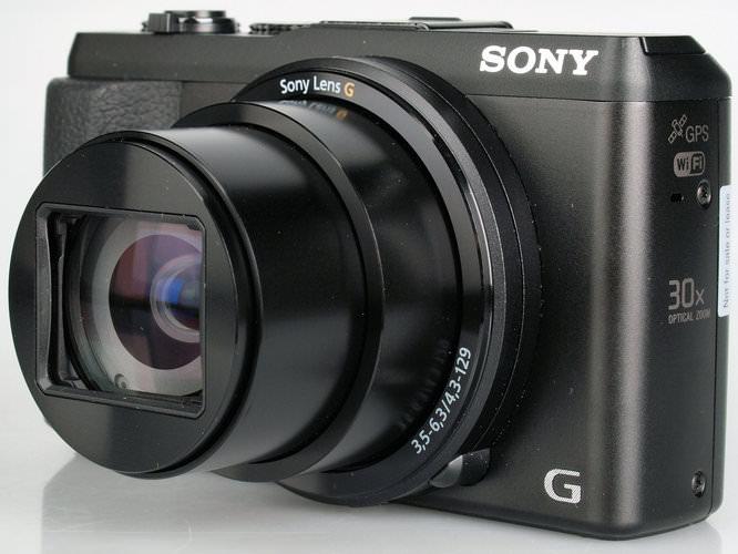 Sony Cybershot Dsc Hx50 4