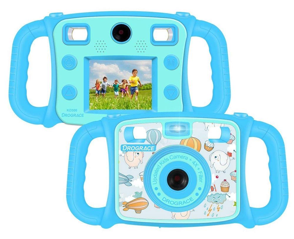 DROGRACE Kids Camera