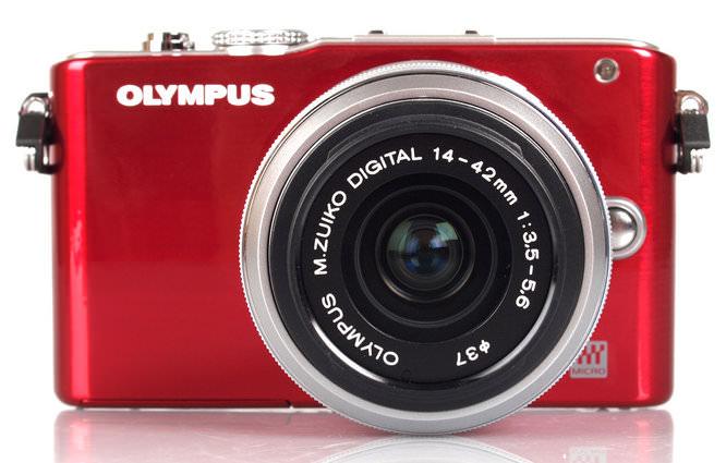 Olympus PEN Lite EPL3