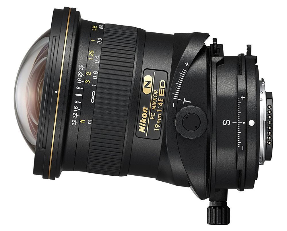 Nikon Pc19mm F4 2
