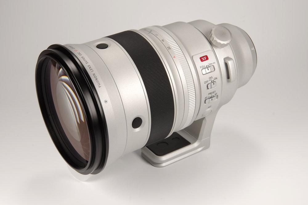 Fuji Xf 200mm F2 Front Oblique View | 1/13 sec | f/16.0 | 48.0 mm | ISO 100