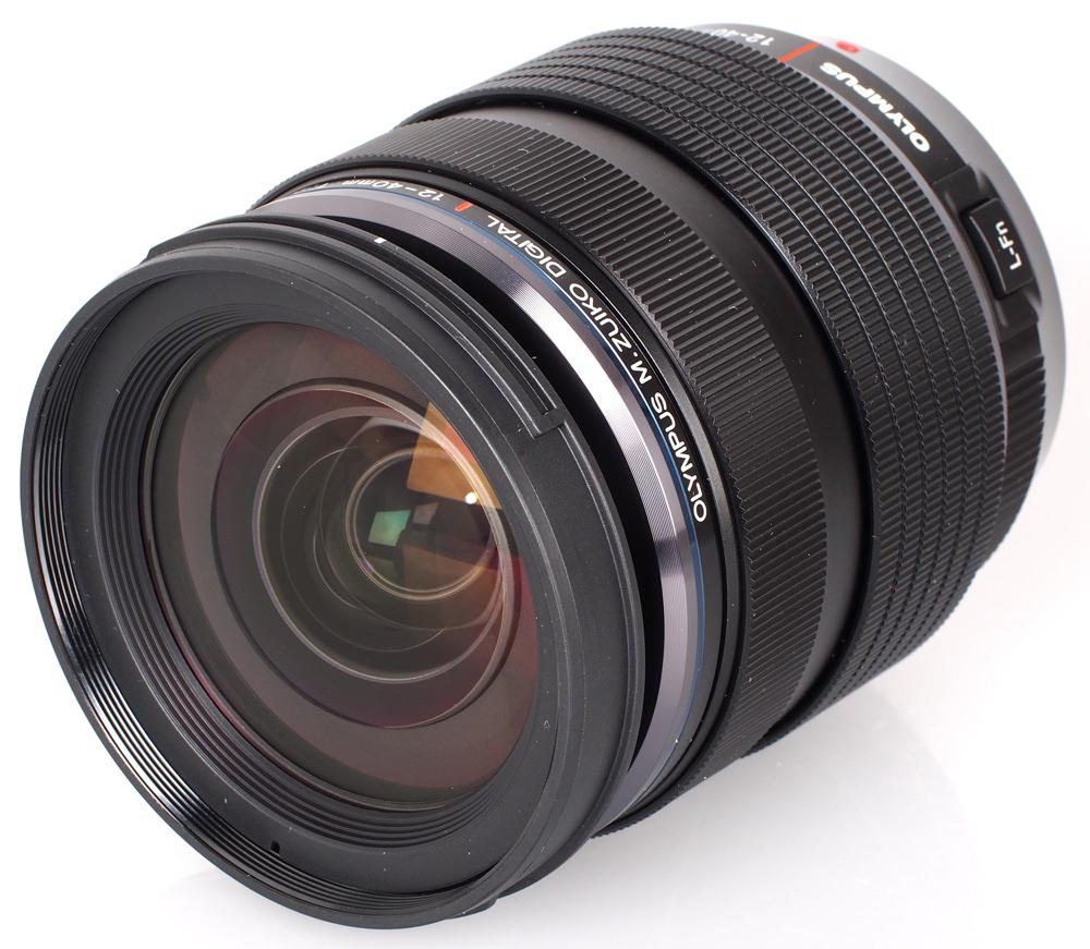 Olympus M.Zuiko ED 12-40mm f/2.8 PRO Lens