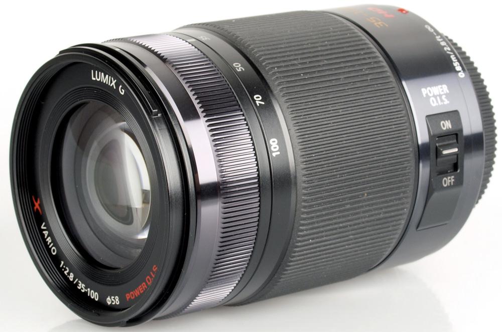 Panasonic Lumix G X Vario 35-100mm f/2.8 Asph OIS Lens