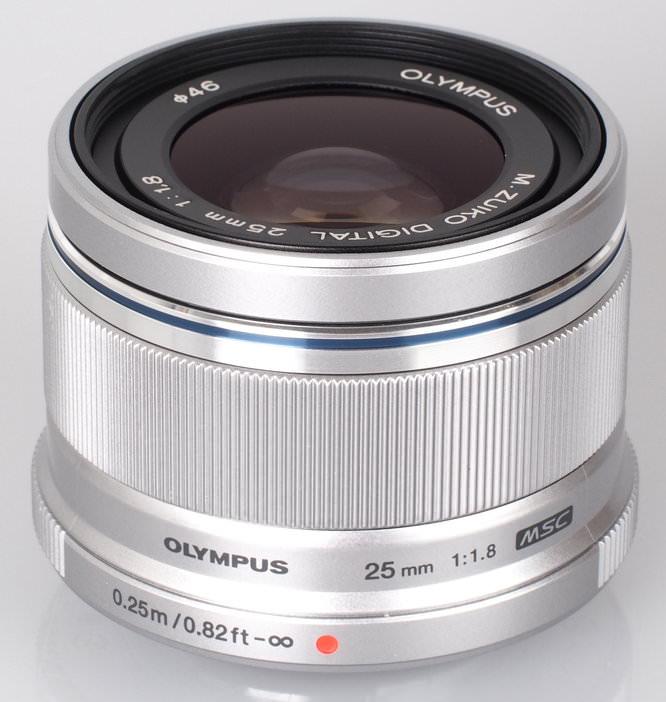 Olympus M.Zuiko 25mm f/1.8 ED Premium Lens