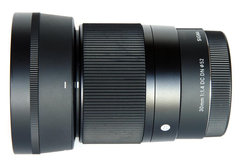 Sigma 30mm f/1.4 DC DN C