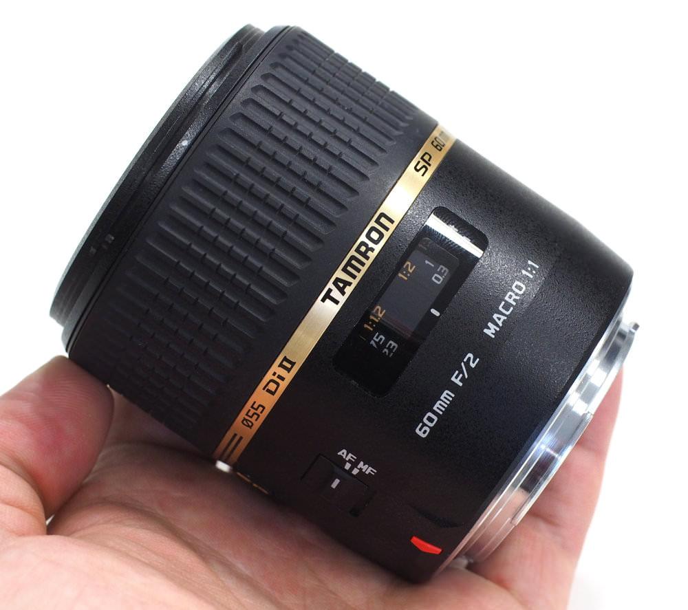 Tamron SP AF 60mm F2