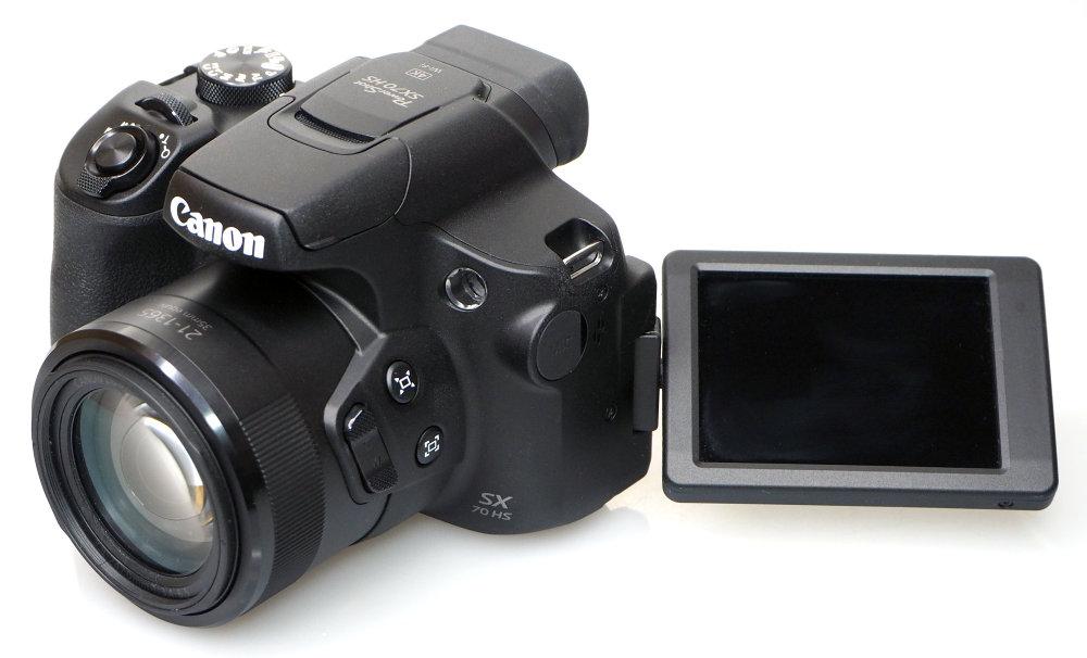 Canon Powershot SX70HS (6)
