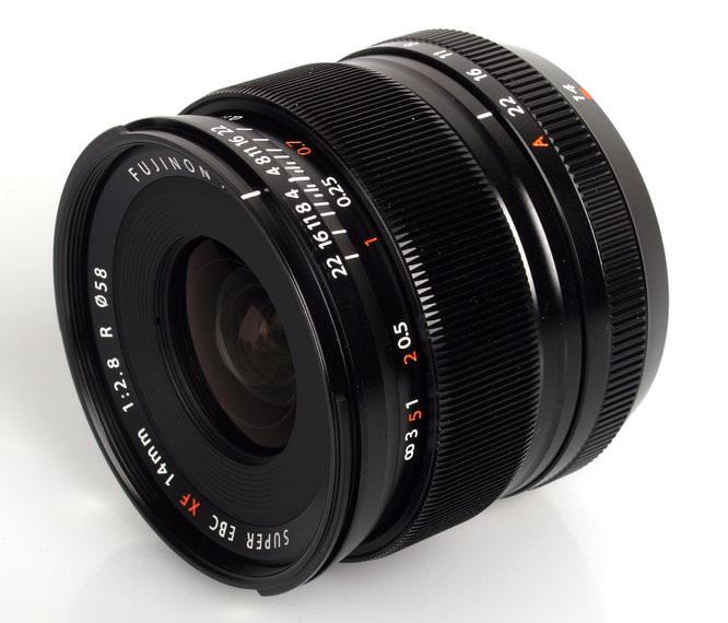 Fujinon Super Ebc XF 14mm f/2.8 R