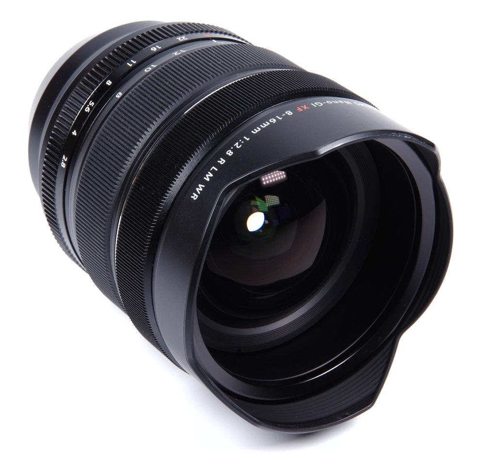 Fujifilm Fujinon XF 8-16mm f/2.8 R LM WR