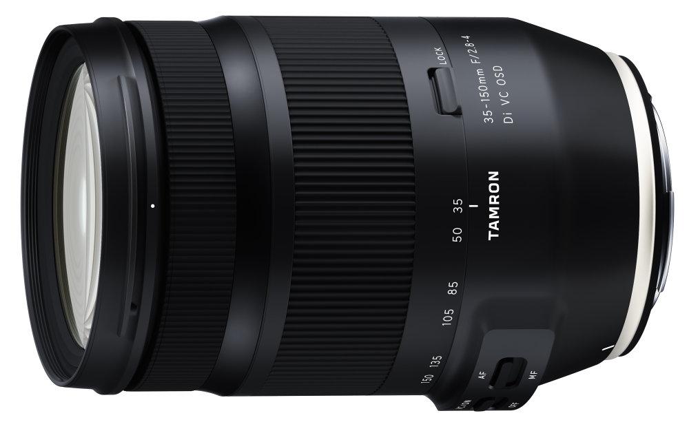 35-150mm f/2.8-4 Di VC OSD