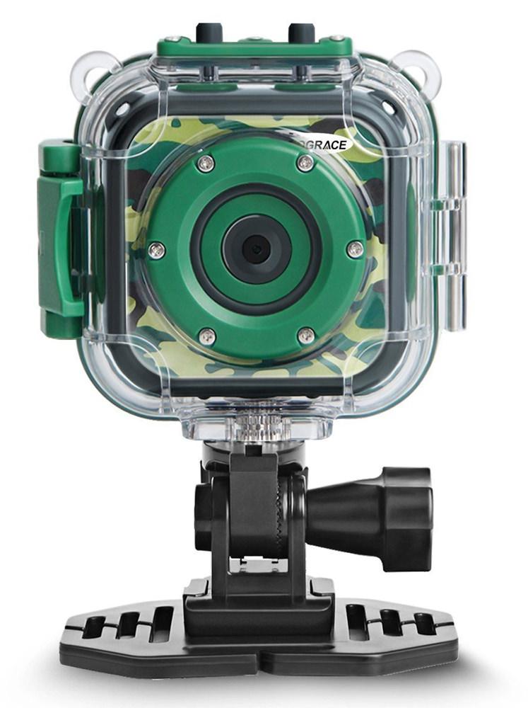DROGRACE Kids Action Camera