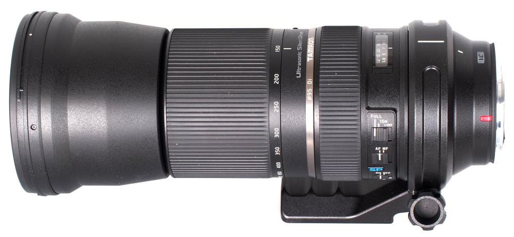 SP 150-600mm F/5-6.3 Di VC USD