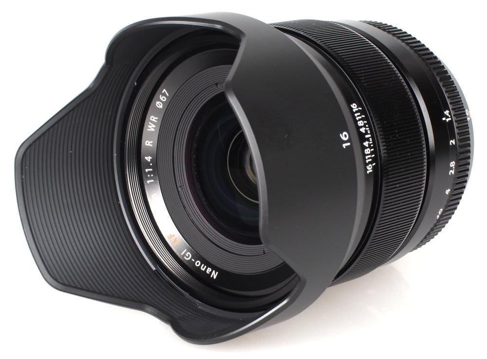 Fujifilm Fujinon 16mm F1 4 X Mount (3)
