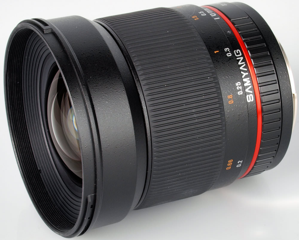 16mm f/2.0 ED AS UMC CS
