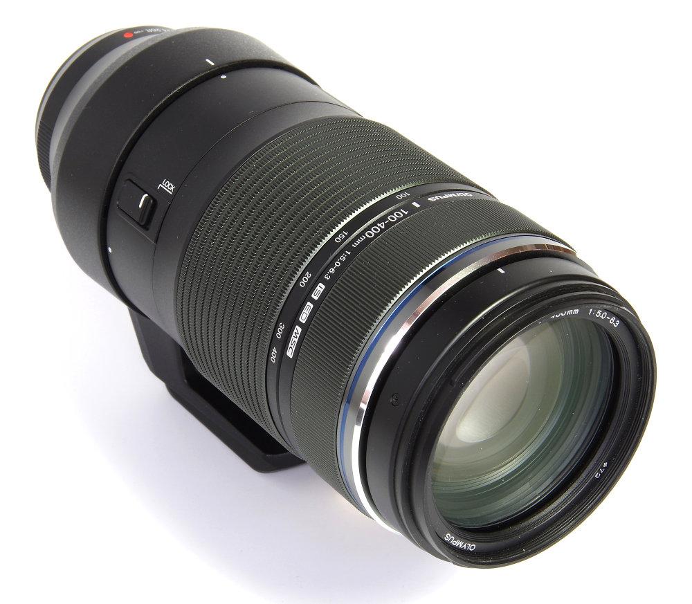 Olympus M.Zuiko Digital ED 100-400mm f/5.6-6.3 IS