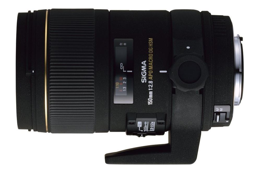 Sigma 150mm f2.8 APO EX DG HSM Macro
