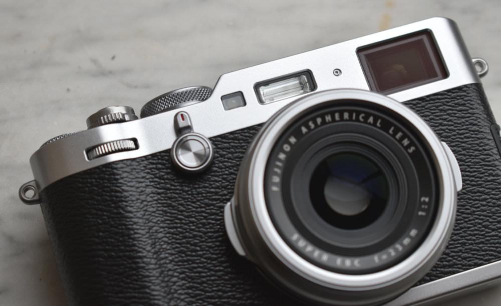 Fujifilm X100F Silver Black (2)