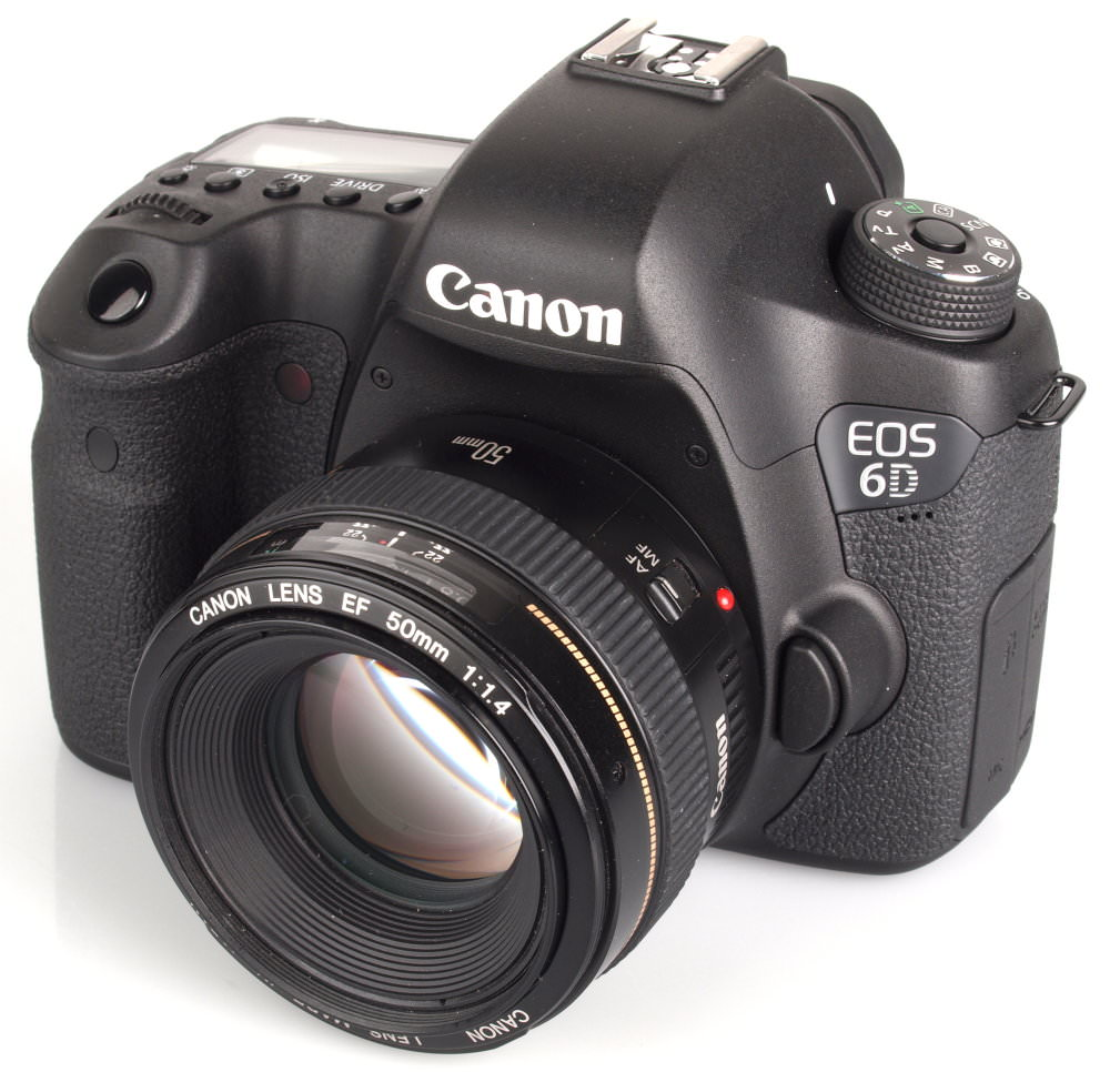 Canon Eos 6d Dslr Large (6)