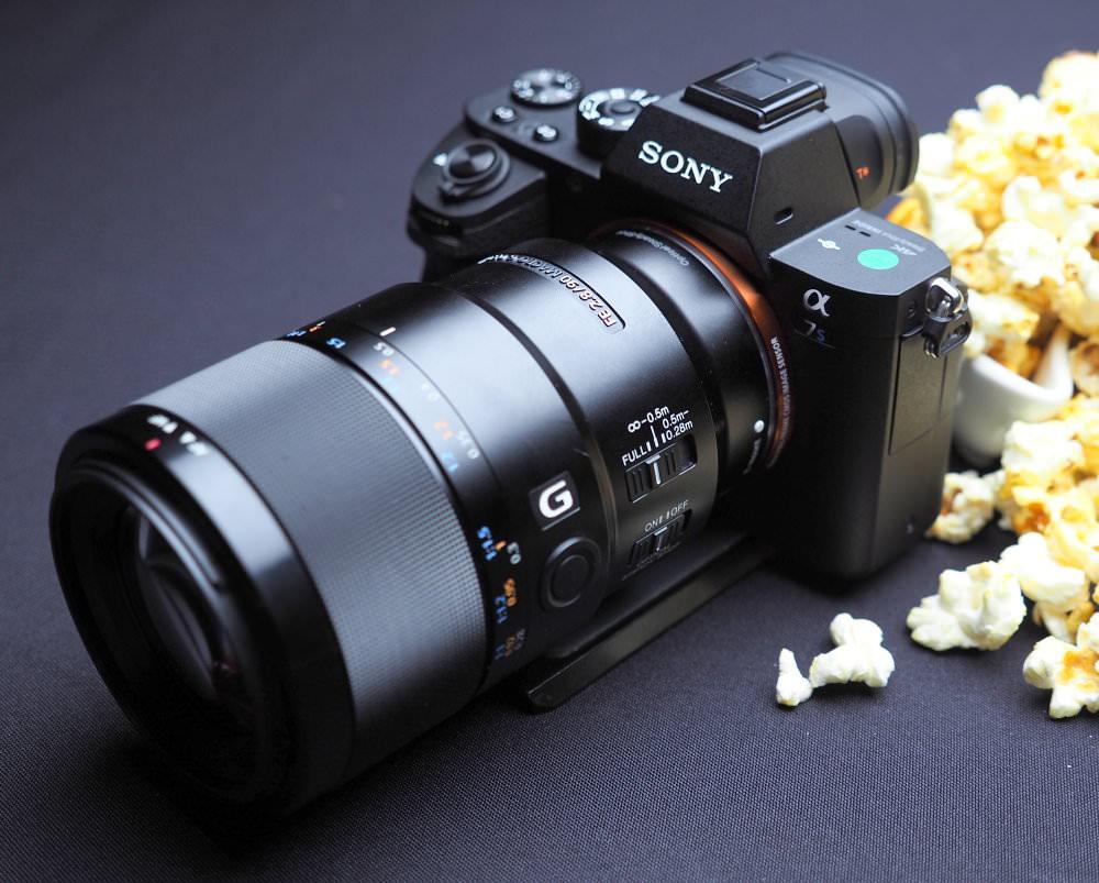 sony ii a7s mark alpha light low cameras camera a7 iso ephotozine frame expert sensor