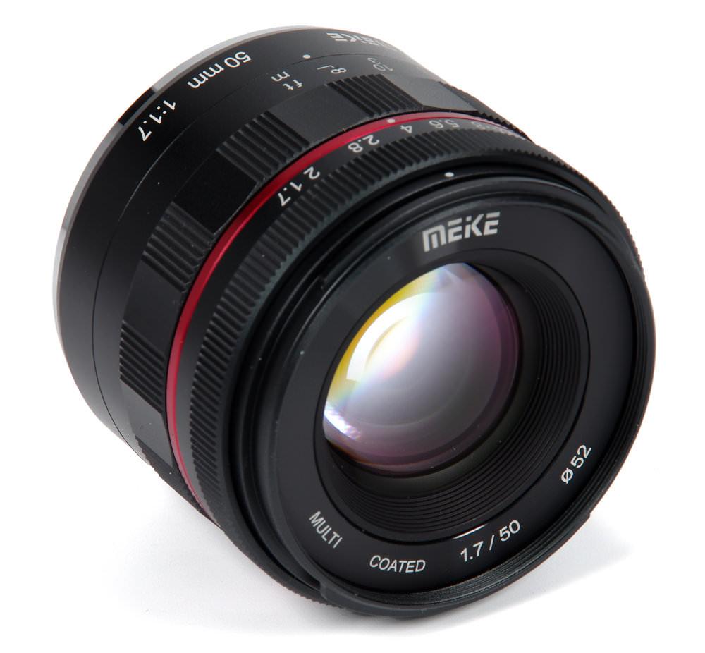 Meike 50mm f/1.7