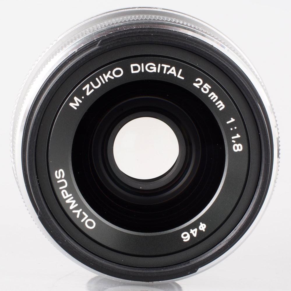 Olympus M Zuiko 25mm F1 8 Lens (1)