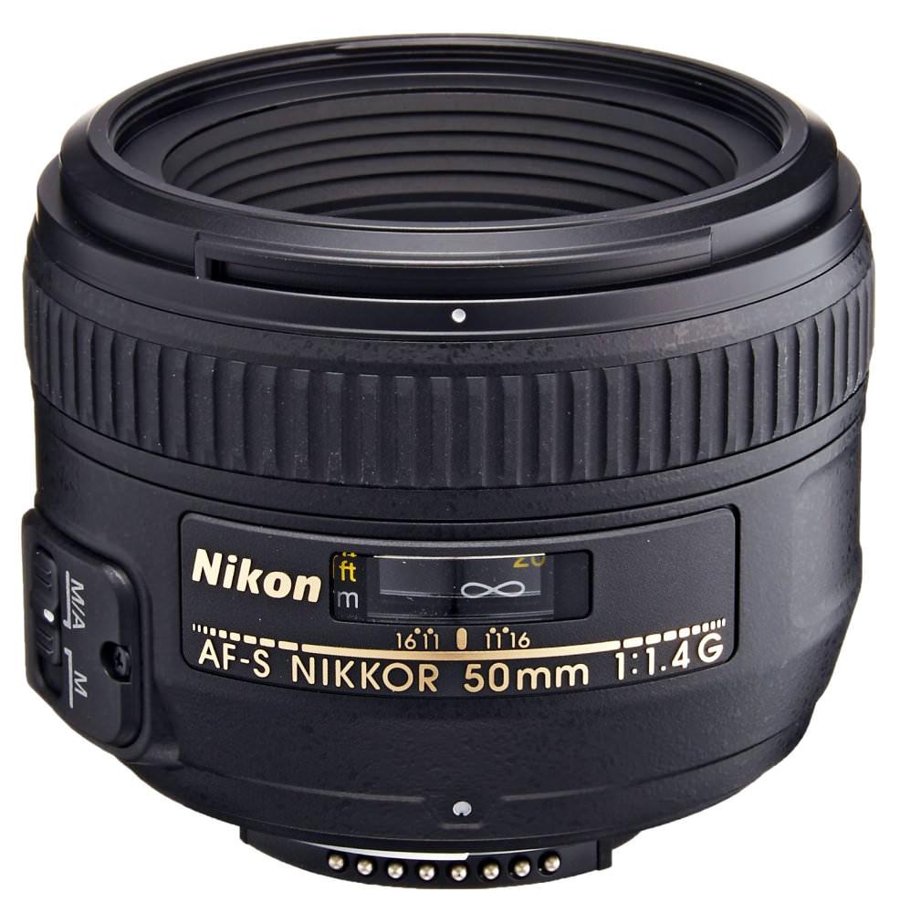 Nikon 50mm F1 4g Lens