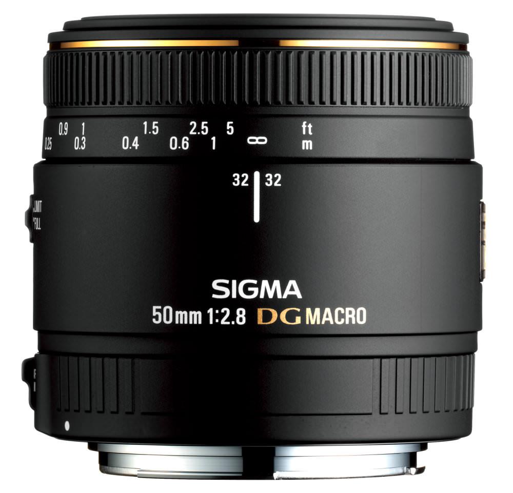 Sigma Lens 50 f/2.8 Macro Large 1500