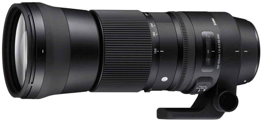 150-600mm f/5-6.3 DG OS HSM Contemporary