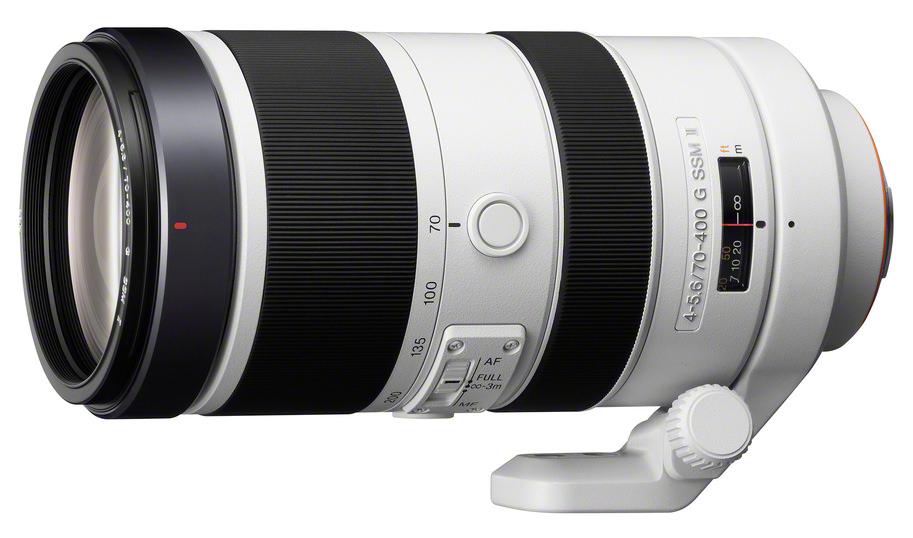 70-400mm f/4-5.6 G SSM II