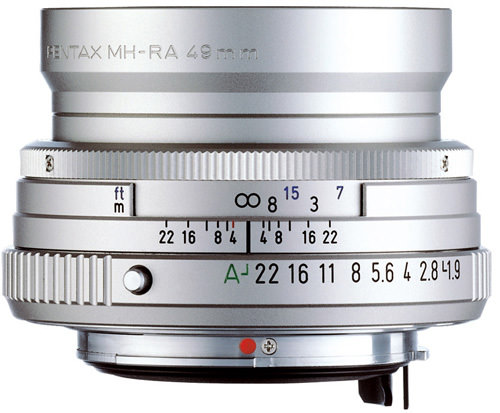SMC-FA 43mm f/1.9 Limited