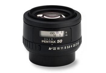 SMC-FA 50mm f/1.4